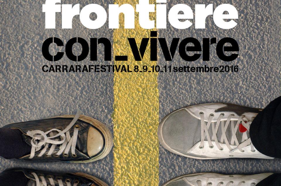 Con_vivere Carrara Festival